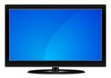 TV LCD - vector