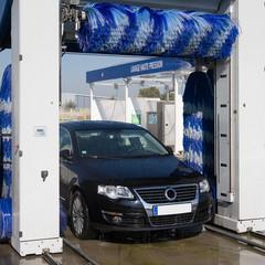 Lavage automatique d'une voiture #5