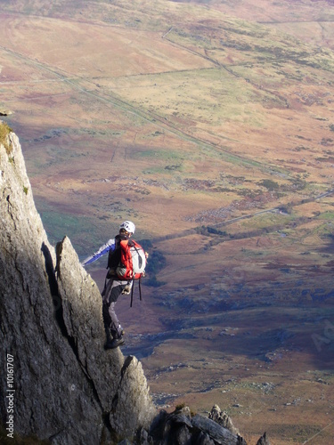 Nor Nor Buttress, Tryfan