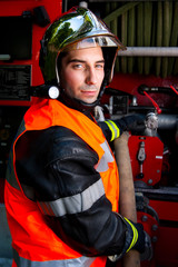 conducteur sapeurs pompiers france