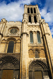Basilica Saint Denis Tower, Paris, France