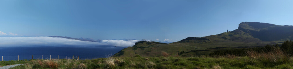 Isle of Skye - the Storr Ridge