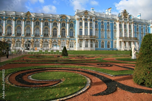 Catherine Palace, St Petersburg, Russia - 10199322
