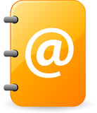 Email Address Book poster
