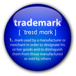 """Trademark"" definition button"