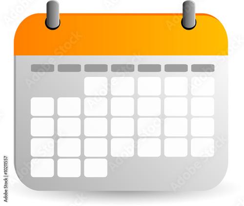 calendar date icon. Calendar Icon