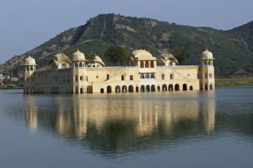 Water Palace (Jal Mahal), Jaipur, Rajasthan, India.