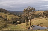 Rural Landscape of New South Wales, Australia poster