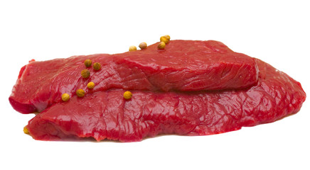 Deux tranches de viande