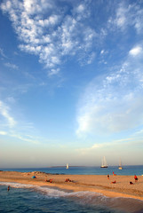 Le nuvole di Formentera