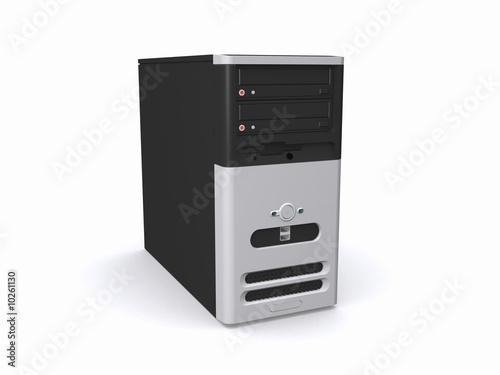 3d tour d 39 ordinateur de cl ment contet photo libre de. Black Bedroom Furniture Sets. Home Design Ideas