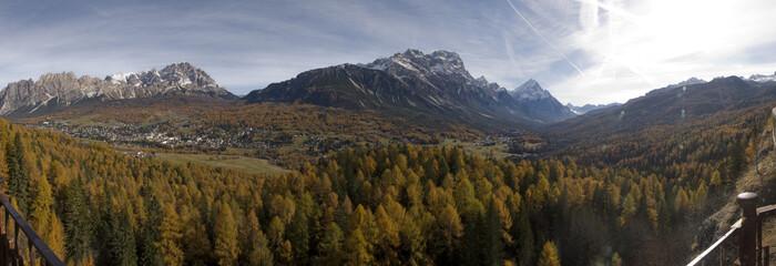Cortina tra le Dolomiti