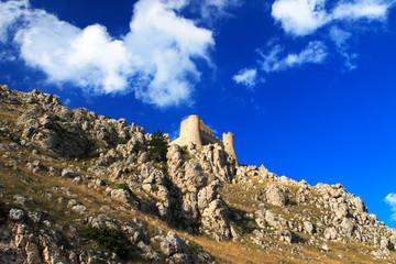 Calascio's castle