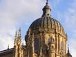 Detalle de la torre de la catedral de Salamanca