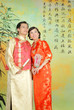Couple in Trditional Chinese Costumes (2)