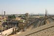 centrale électrique du barrage d'Assouan