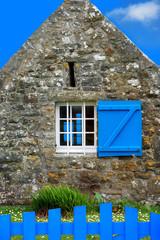 penty sur la côte Bretonne