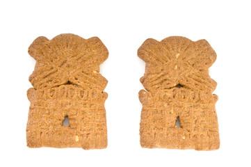 Dutch cookies for Sinterklaas