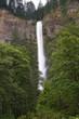 Blich auf die Multnomah Falls