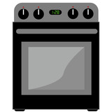 Oven/stove poster