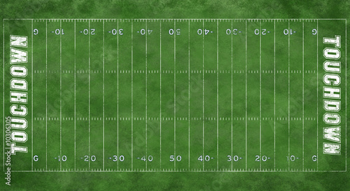 Football Field or Soccer Field - 10306305