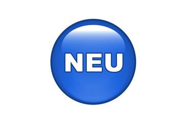Aqua Button Neu