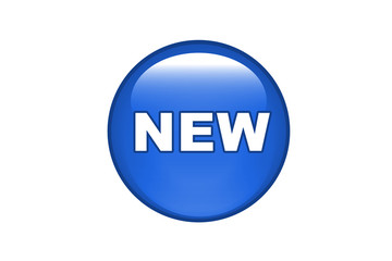 Aqua Button New