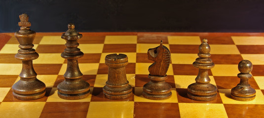 Schach - Mannschaftsspiel