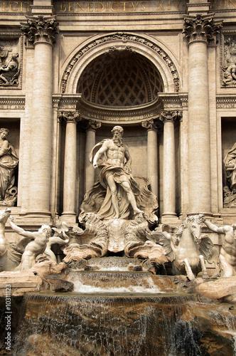 Fototapeta Trevi Fountain