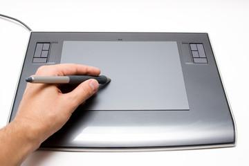 Working with digitizer