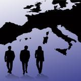 Affaires européenne poster