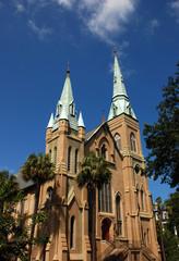 Historic Wesley Methodist Church Savannah, Georgia