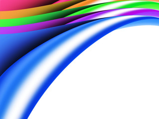 colors background blue green orange