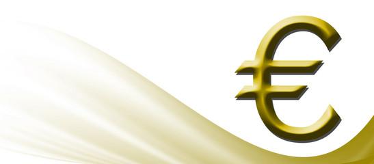 euro con onda