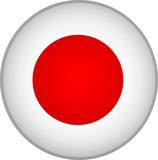 japan flag poster