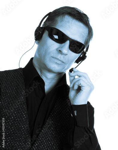 The secret agent, secret service