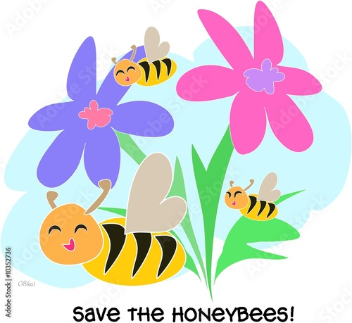 Save the Honeybees!