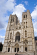 St. Michael and Gudula Cathedral, Brussels, Belgium.