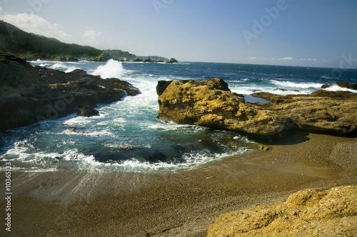 Waves, Monterey, California