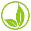 Logo feuilles