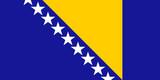 Bandiera Bosnia poster