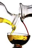 balsamic vinegar and olive oil dressing