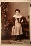 fotografie, starožitnosti, deti, retro