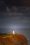 Kilauea lighthouse on the island of Kauai Hawaii