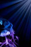Medusa smoke poster