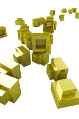 Golden Blocks