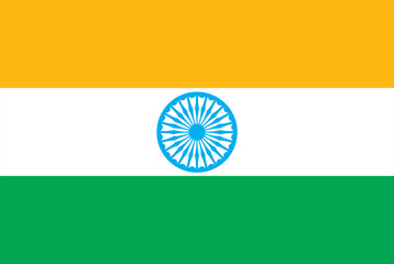 India Flag High Resolution
