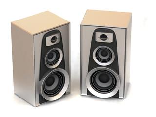 Great loud speakers. 3d