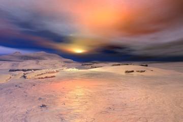 Winter Snowscape - 3