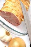 viande roti de porc poster